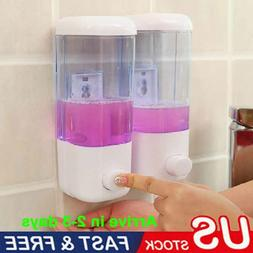 1000ml wall mount liquid soap dispenser bathroom