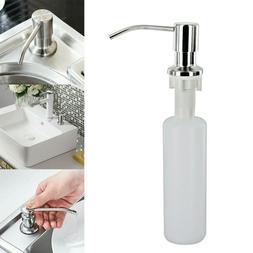 300ML Dispenser Sink Liquid Shampoo Soap Lotion Bottle Holde