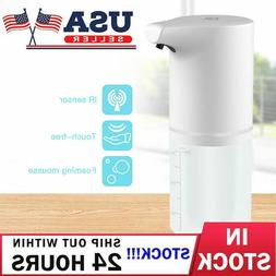 350ML Automatic Soap Dispenser Hands-Free IR Sensor Touchles