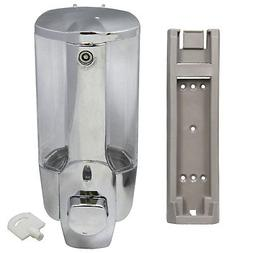 350ml Wall Mount Soap Sanitizer Bathroom Washroom Shower Sha