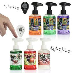 3pk 8.5oz Musical Soap Dispenser Set For Halloween Decoratio