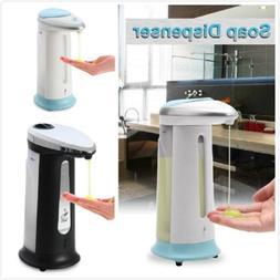 400ml Automatic Electric Touchless IR Sensor Soap Liquid Dis