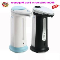 400ml Touchless Automatic Soap Liquid Dispenser Shampoo Buil