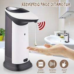 420ml Touchless Handsfree Automatic Soap Liquid Dispenser IR
