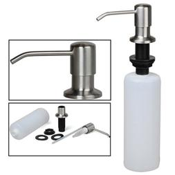 500ML Soap Dispenser Kitchen Sink Faucet Bathroom Liquid Lot