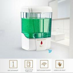 700ml automatic sensor soap dispenser touchless wall