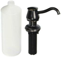 Pfister 920054Y Soap Dispenser Assembly, Tuscan Bronze