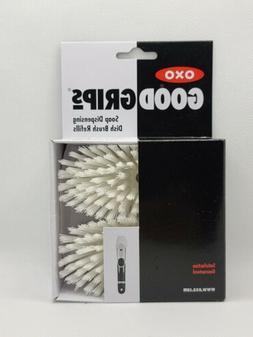 OXO Good Grips Soap Dispensing Dish Brush Refills, 2-Pack