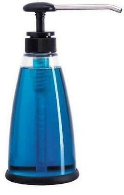 Progressive International GT-3065 Acrylic Soap Dispenser, On