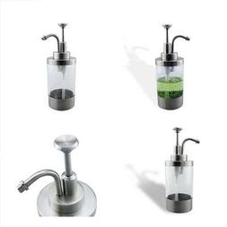 Seafulee Best Soap & Liquid Dispenser Bottle With Pump- Mode