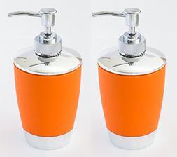 Set of 2 - Fashionable Plastic Soap Lotion  Dispenser - Oran