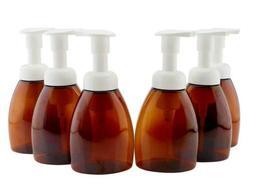 Cornucopia Brands Amber Foaming Soap Pump Dispensers ;...