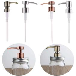 anti rust metal for mason jar soap