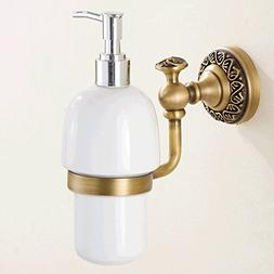 Leyden Antique Brass Finish Solid Brass Material Bathroom So