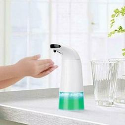 Automatic 250ml Infrared Sensor Touchless Foam Liquid Soap D