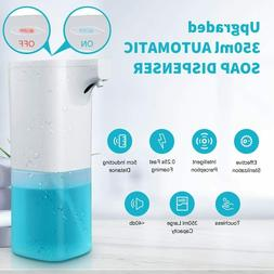 Automatic 350ML Liquid Soap Alcohol Spray Dispenser Handfree