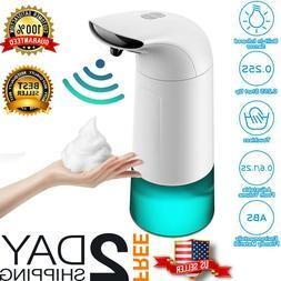 Automatic Foaming Hand Soap Dispenser Touchless IR Sensor Ha