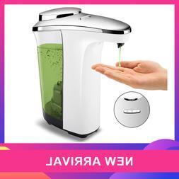 Automatic <font><b>Soap</b></font> <font><b>Dispenser</b></f