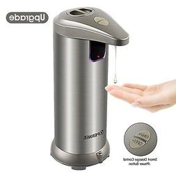OPERNEE Automatic HandsFree Fingerprint Resistant Stainless