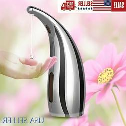 Automatic Induction Soap Dispenser Touchless Electric Handsf