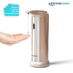 Automatic Liquid Soap Dispenser 300 ml - Touchless Stainless
