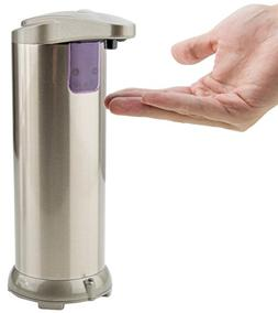 Automatic Soap Dispenser, AntselHome Touchless Liquid Soap D
