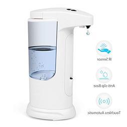 Automatic Soap Dispenser, 370ml Infrared Motion Sensor Liqui
