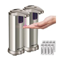 Automatic Soap Dispenser, Costech Auto Sensor Touchless Soap