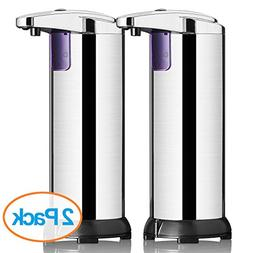 ClearMax Automatic Soap Dispenser, Premium Stainless Steel A