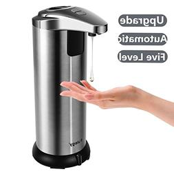 Fulegy Automatic Soap Dispenser,Upgraded Version 304 Stainle