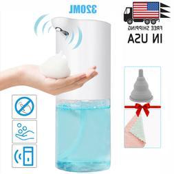 Automatic Soap Dispenser Hands-Free IR Sensor Touchless Foam