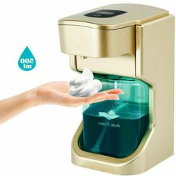 Automatic Soap Dispenser Sanitizer Hands-Free IR Sensor Touc