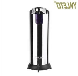 ywleto Automatic soap dispenser stainless steel