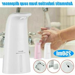 automatic soap dispenser touchless free sensor liquid