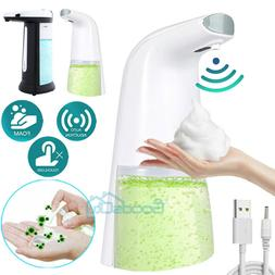 Automatic Soap Dispenser Touchless Handsfree IR Sensor Liqui