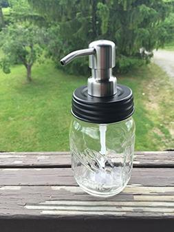 ball jar soap dispenser
