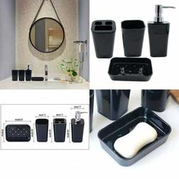 Bathroom Accessories Set Vanity Countertop Lotion Pump/Soap