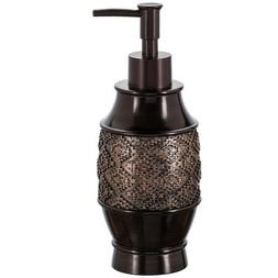 Brown Antique Cooper Soap and Lotion Dispenser Kitchen and B