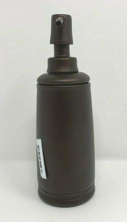 InterDesign Cameo Bronze Lotion/Soap Dispenser 8 oz