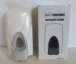 2 X Commercial Soap Lotion Sanitizer Dispenser White Restaur