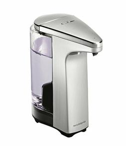 Simplehuman Compact Sensor Soap Pump Dispenser 8oz ST1023/ST