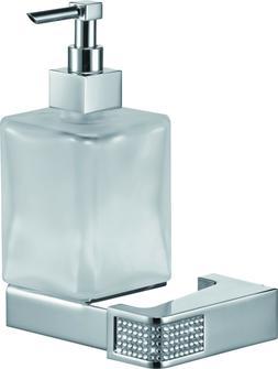 DIAMOND SOAP DISPENSER WITH CRYSTAL SWAROVSKI Bathroom Hardw