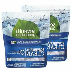 Seventh Generation Dishwasher Detergent Packs Free & Clear 9
