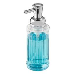 InterDesign Ella Foaming Soap Dispenser Pump, for Kitchen or