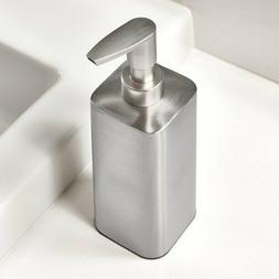 InterDesign Gia Soap Pump, Brushed Stainless Steel