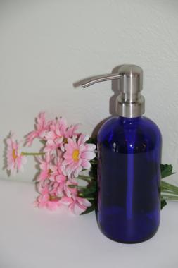 half pint jar soap dispenser