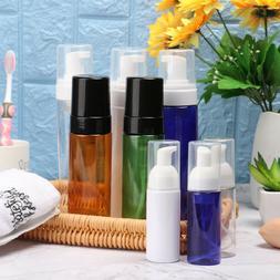 Home Bath Supplies Soap Dispenser Pump Container Clear Foami