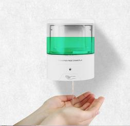 Hands Free Automatic IR Sensor Touchless Soap Liquid Dispens