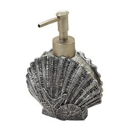 Zenna Home, India Ink Beach Cottage Lotion or Soap Dispenser