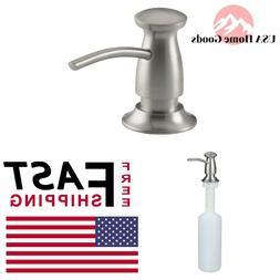 KOHLER K-1893-C-VS Soap or Lotion Dispenser with Transitiona